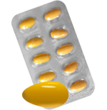 Cialis Super Active 20mg, 100 tabletter