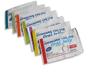 Kamagra oral jelly 100mg, 10 st